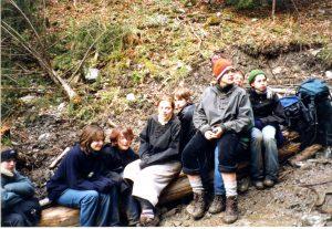 Die Vorgartenzwerge 2001 in Rumänien